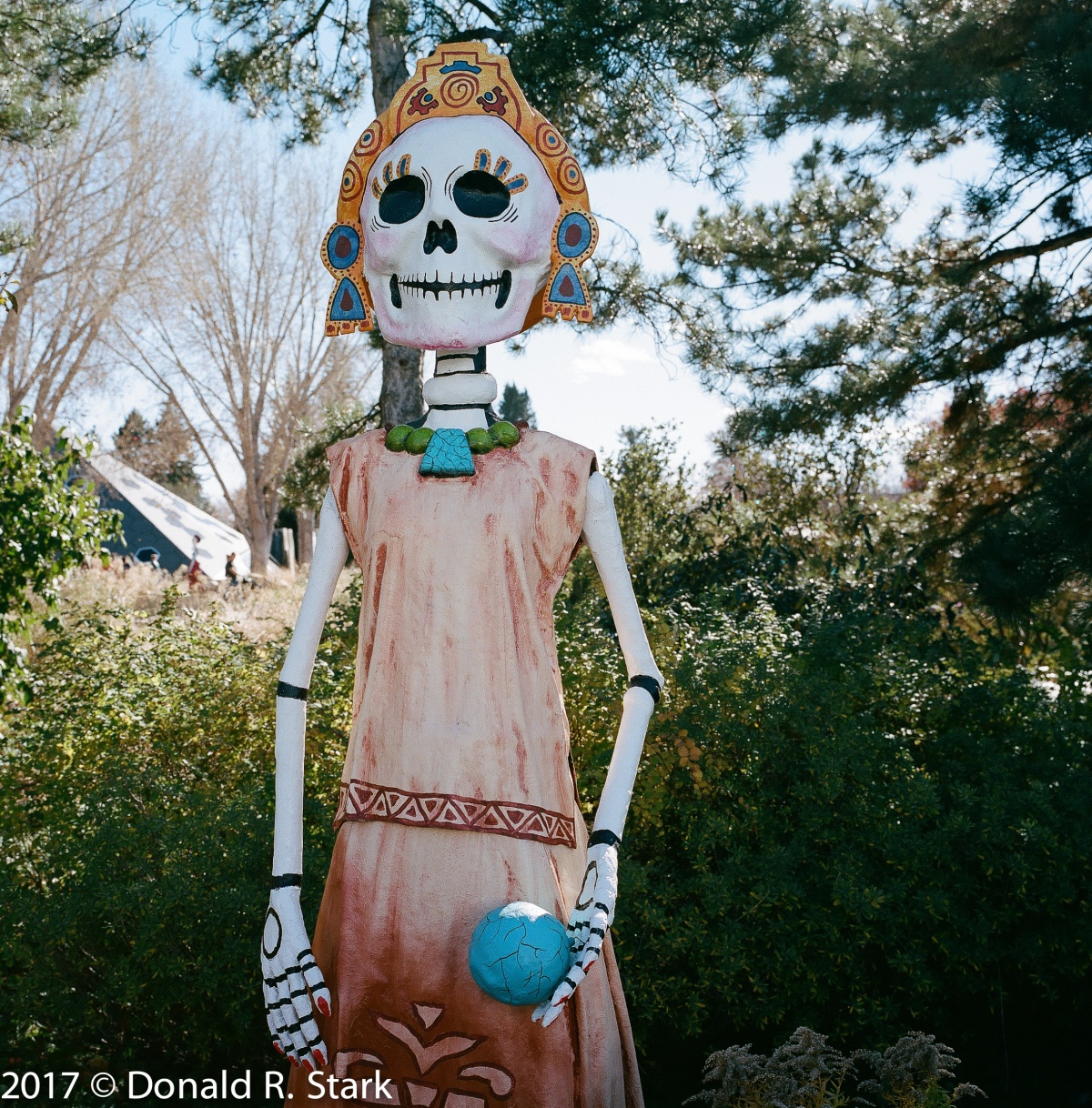 Day of the Dead at the Denver Botanic Gardens